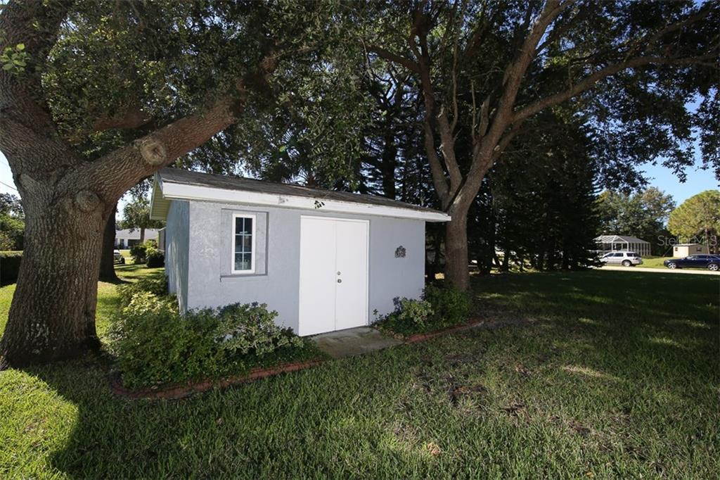 12X14 concrete block outbuilding to store all your equipment. - Single Family Home for sale at 4407 Albacore Cir, Port Charlotte, FL 33948 - MLS Number is C7245070