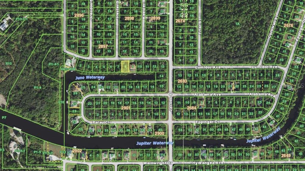 Vacant Land for sale at 13461 Markham, Port Charlotte, FL 33953 - MLS Number is C7247986