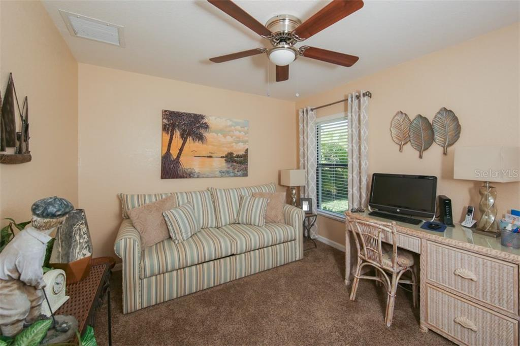 4th bedroom would also be perfect as an office/den - it's current use - Single Family Home for sale at 220 Broadmoor Ln, Rotonda West, FL 33947 - MLS Number is C7248036