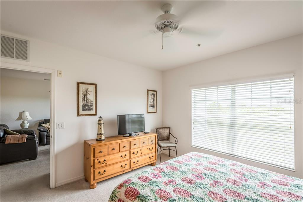 MBR off of Living are and has view of the nature preserve. - Condo for sale at 8413 Placida Rd #403, Placida, FL 33946 - MLS Number is C7401304
