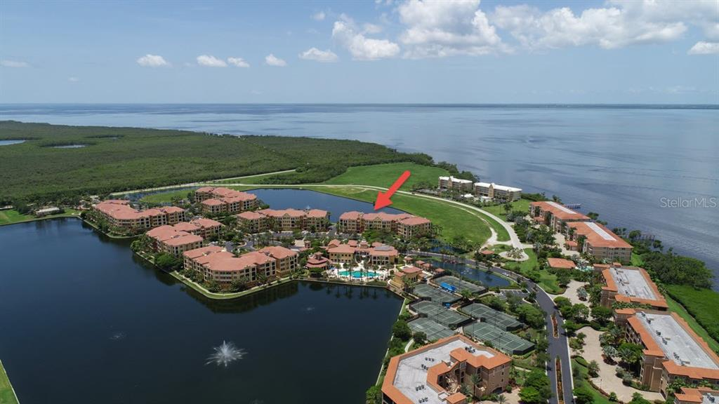 Building 95 is right across from the 3 building clubhouse - Condo for sale at 95 Vivante Blvd #303, Punta Gorda, FL 33950 - MLS Number is C7402746