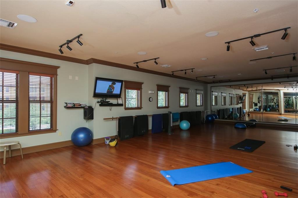 Even a separate yoga and workout room - Condo for sale at 95 Vivante Blvd #303, Punta Gorda, FL 33950 - MLS Number is C7402746