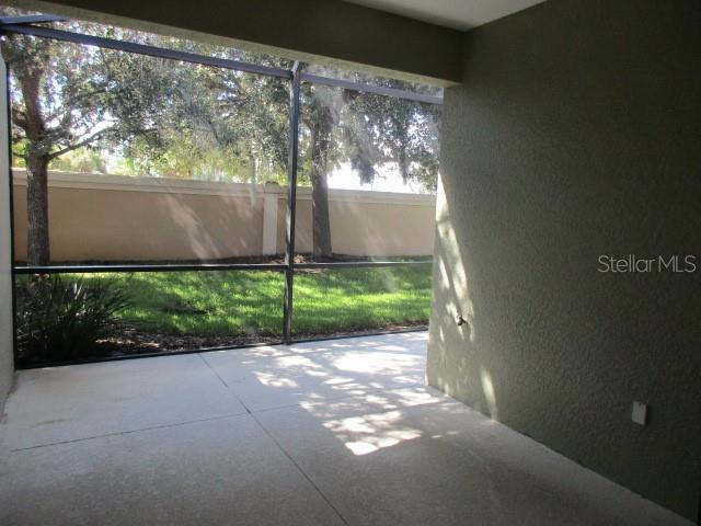 COVERED AND SCREENED LANAI - Villa for sale at 1486 Maseno Dr, Venice, FL 34292 - MLS Number is C7405922