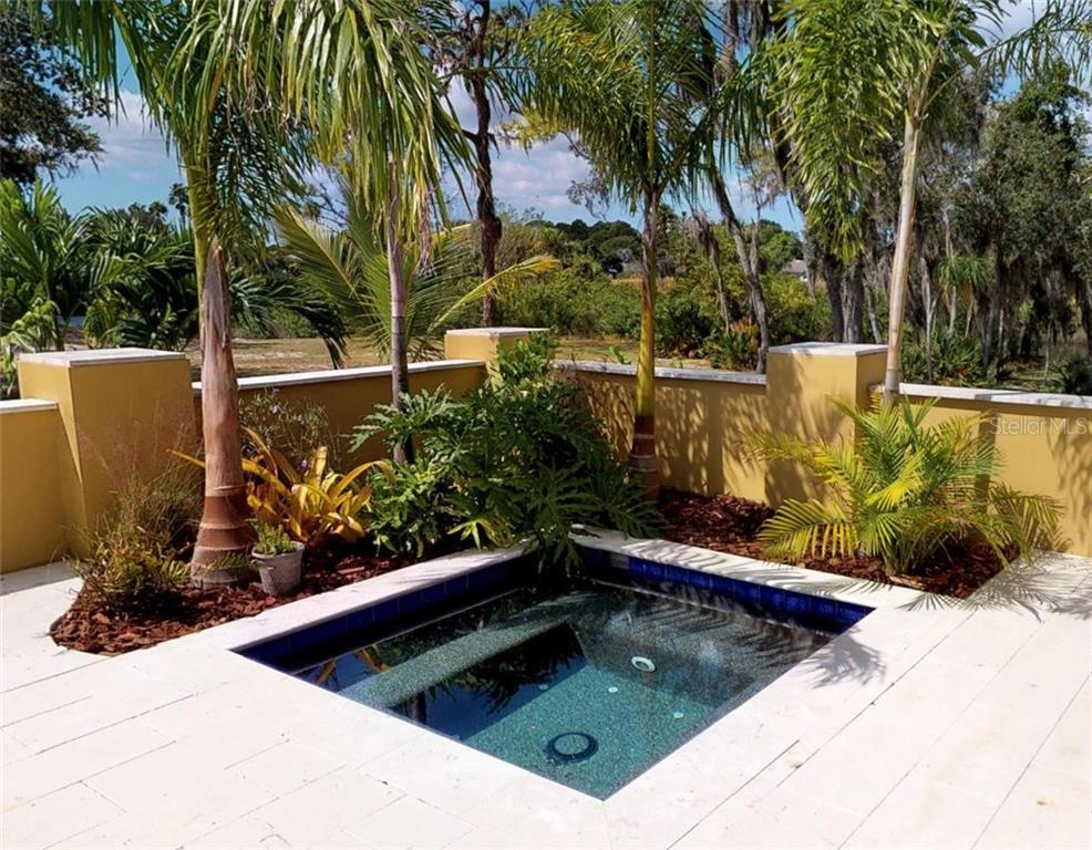 Heated Spa on the pool deck just off the Master Suite. - Single Family Home for sale at 1289 Casper St, Port Charlotte, FL 33953 - MLS Number is C7407177