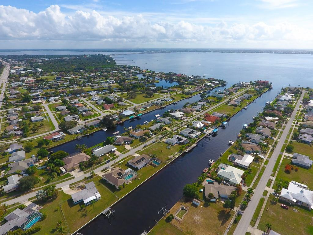Sunseeker Resort is under construction just up the river- invest here now! - Single Family Home for sale at 126 Bangsberg Rd Se, Port Charlotte, FL 33952 - MLS Number is C7409866