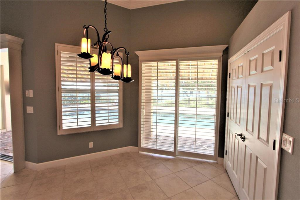 Breakfast Nook - Single Family Home for sale at 2823 Mill Creek Rd, Port Charlotte, FL 33953 - MLS Number is C7409892