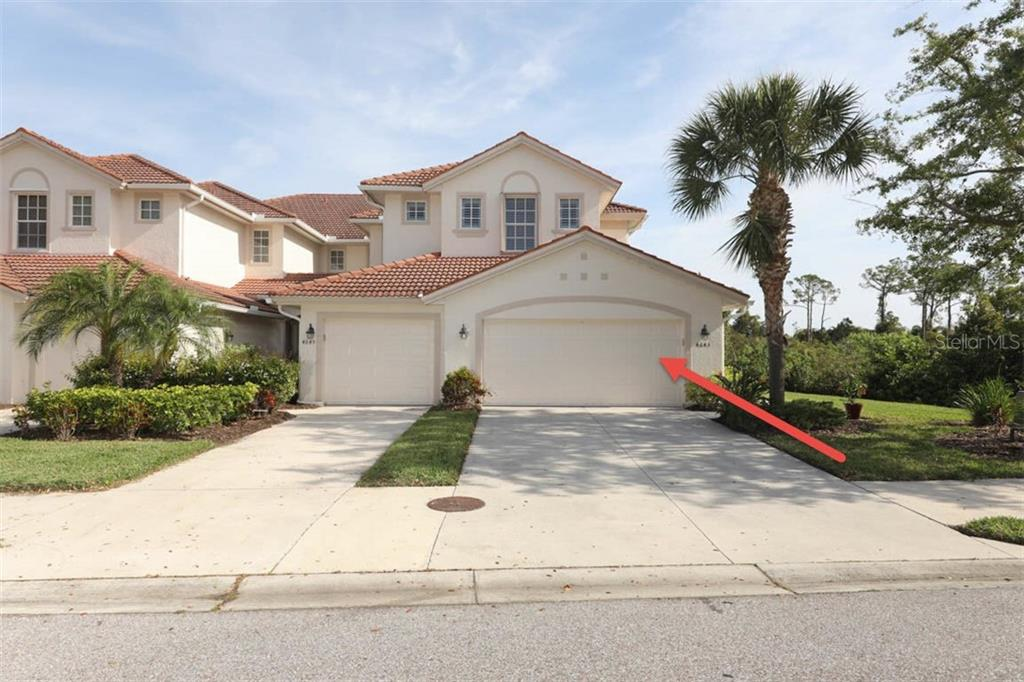 This condo has a 2 car garage with plenty of storage room! - Condo for sale at 4643 Club Dr #102, Port Charlotte, FL 33953 - MLS Number is C7413207