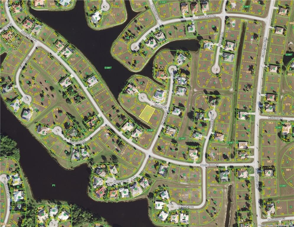 Vacant Land for sale at 24187 Cuman Ct, Punta Gorda, FL 33955 - MLS Number is C7413459