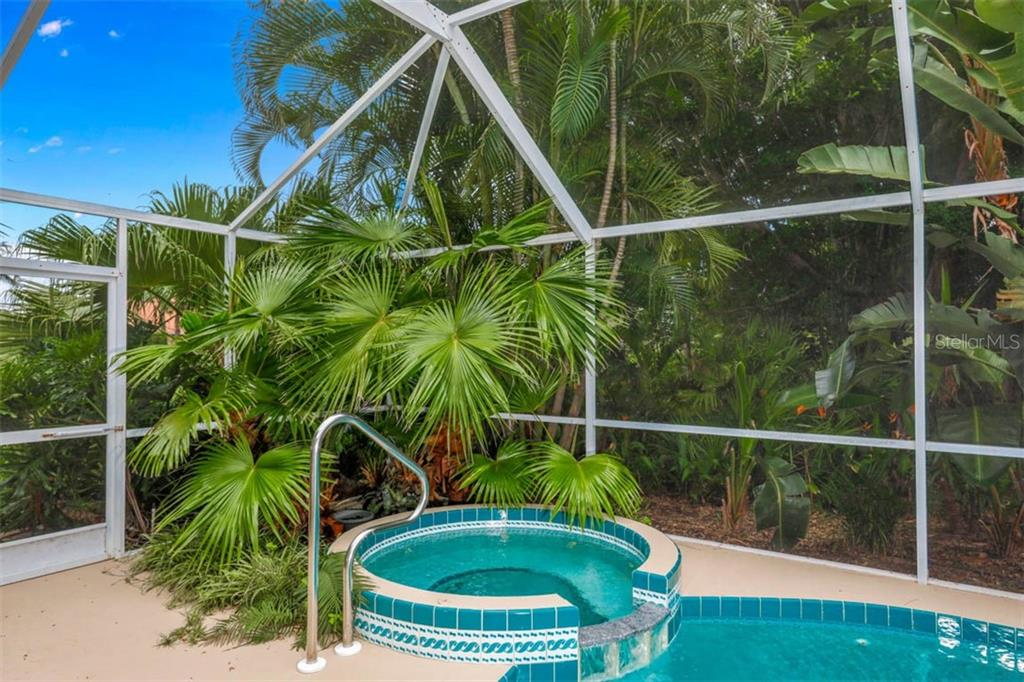 Yes, you can sneak out for a moonlight swim or soak from the master suite. - Single Family Home for sale at 1633 Islamorada Blvd, Punta Gorda, FL 33955 - MLS Number is C7418555