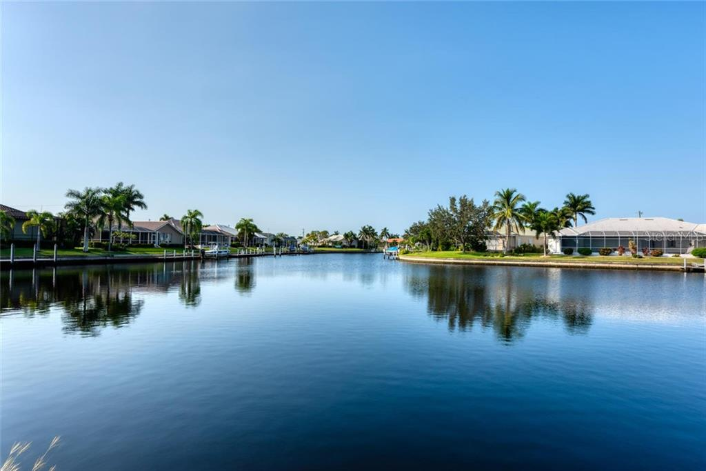 Build your dream home and enjoy this beautiful view! - Vacant Land for sale at 3567 Tripoli Blvd, Punta Gorda, FL 33950 - MLS Number is C7420403