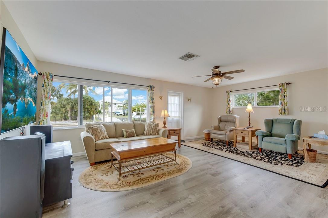 Warm, charming areas provide space for everyone to relax. - Single Family Home for sale at 24368 Blackbeard Blvd, Punta Gorda, FL 33955 - MLS Number is C7436898