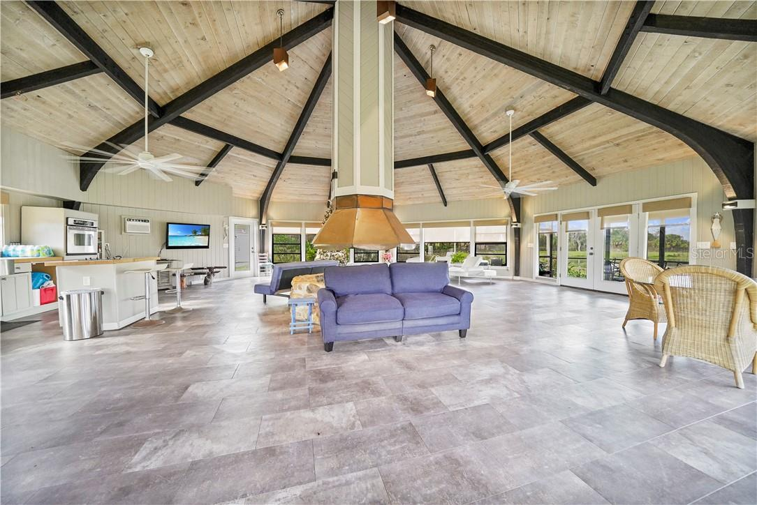 Pool House - Single Family Home for sale at 1 Woodland Dr, Punta Gorda, FL 33982 - MLS Number is C7436906