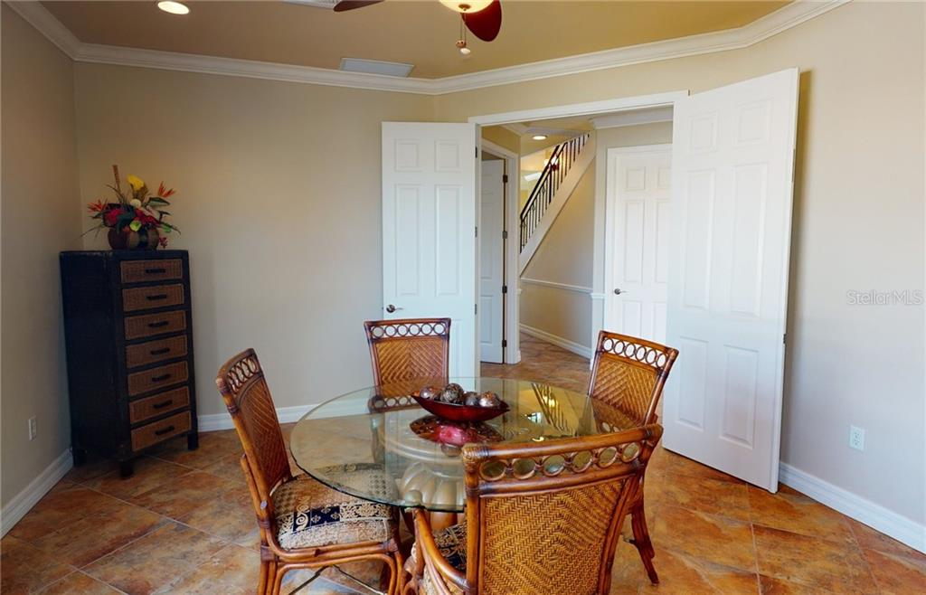 1st floor dining room. - Single Family Home for sale at 4245 Spire St, Port Charlotte, FL 33981 - MLS Number is C7437570