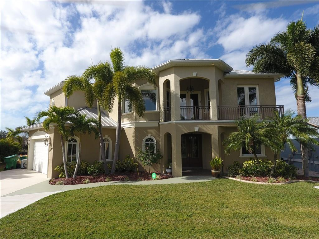 Single Family Home for sale at 4245 Spire St, Port Charlotte, FL 33981 - MLS Number is C7437570