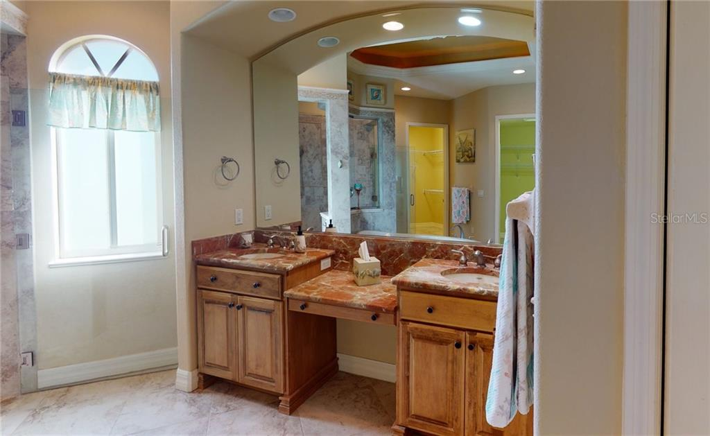 Master bath vanity. - Single Family Home for sale at 4245 Spire St, Port Charlotte, FL 33981 - MLS Number is C7437570