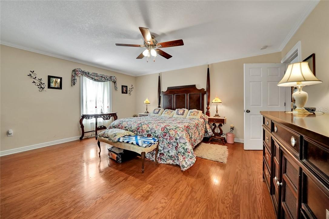 Guest house master bedroom - Single Family Home for sale at 10230 Sw County Road 769, Arcadia, FL 34269 - MLS Number is C7437596