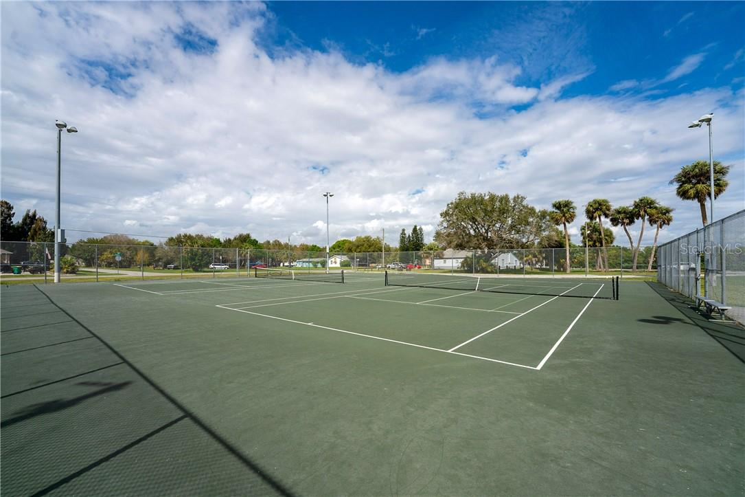 Tennis & pickleball at the park - Vacant Land for sale at 2969 Seafarer Dr, Punta Gorda, FL 33983 - MLS Number is C7438707