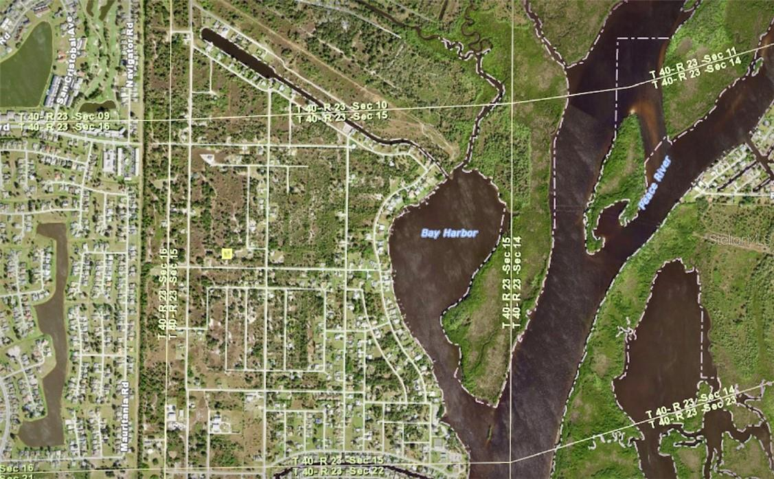 Vacant Land for sale at 27085 Lowry Ave, Punta Gorda, FL 33983 - MLS Number is C7439137
