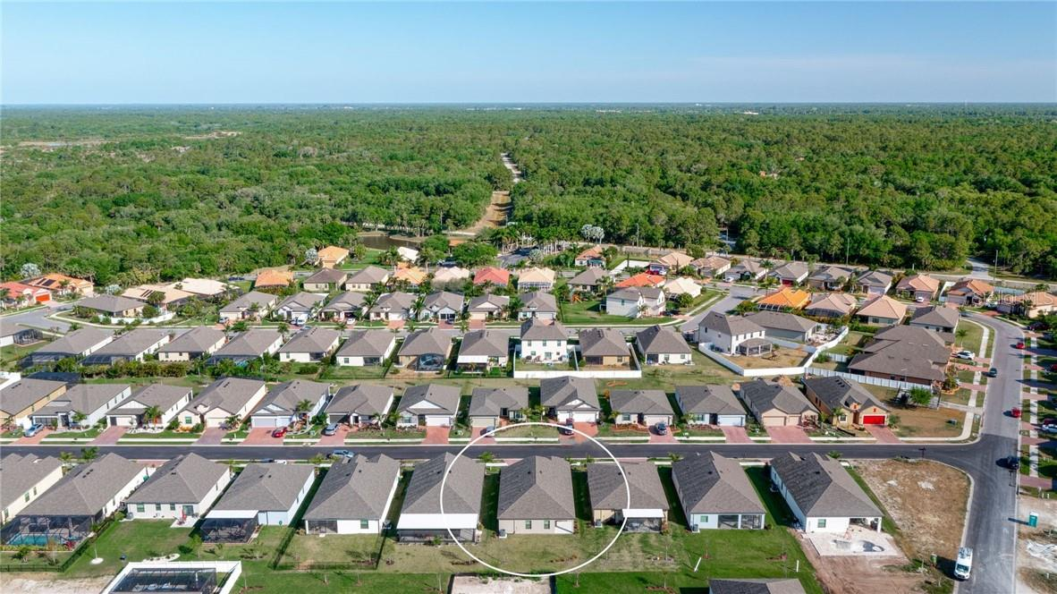 An Ariel photo of this private community. - Single Family Home for sale at 2082 Apian Way, Port Charlotte, FL 33953 - MLS Number is C7441465