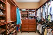 Her closet and let us tell you, his is not too shabby either! - Single Family Home for sale at 17208 Barcrest Ln, Punta Gorda, FL 33955 - MLS Number is C7245458