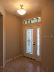 BEAUTIFUL ENTRY DOOR AND FOYER - Villa for sale at 1486 Maseno Dr, Venice, FL 34292 - MLS Number is C7405922