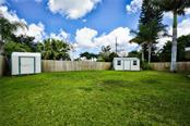 Back Yard - Single Family Home for sale at 3513 Areca St, Punta Gorda, FL 33950 - MLS Number is C7414620