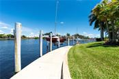 EXTENDED DOCK ON 168 FEET OF WATERFRONT - Single Family Home for sale at 3537 Caya Largo Ct, Punta Gorda, FL 33950 - MLS Number is C7431664