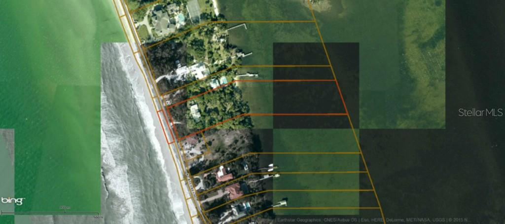 The property is located across Little Sarasota Bay from historic Spanish Point.  Boat access to the Gulf of Mexico is approximately 7 miles south through the Venice Jetty. - Vacant Land for sale at 608 N Casey Key Rd, Osprey, FL 34229 - MLS Number is A4127758