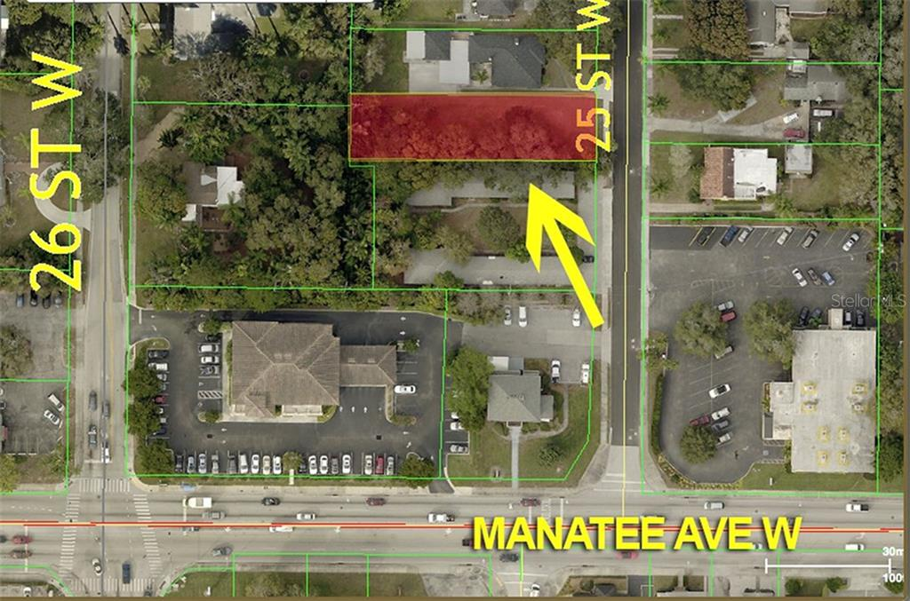 Vacant Land for sale at 330 25th St W, Bradenton, FL 34205 - MLS Number is A4167652