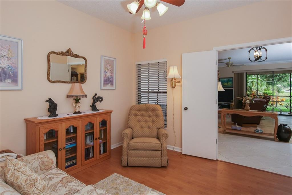 Bedroom 3 - Condo for sale at 7631 Fairway Woods Dr #601, Sarasota, FL 34238 - MLS Number is A4168292