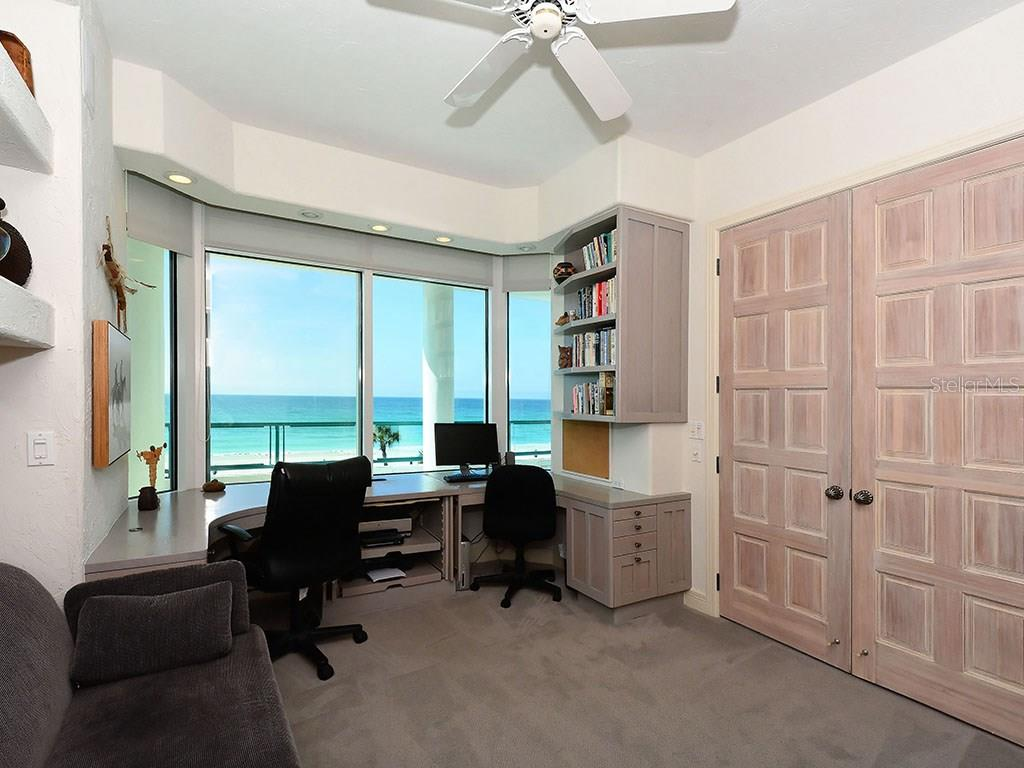 Office/Den - Single Family Home for sale at 655 Longboat Club Rd #13a, Longboat Key, FL 34228 - MLS Number is A4171637