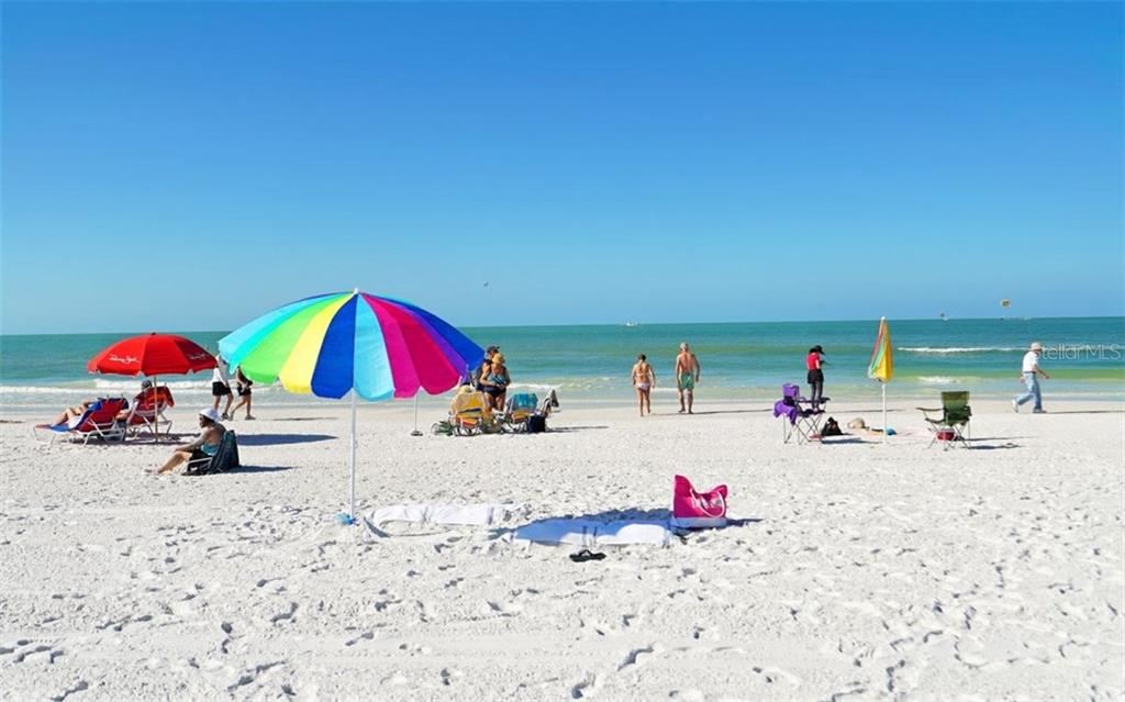 Siesta Key Beach with powdery white sand - Condo for sale at 1310 Old Stickney Point Rd #e53, Sarasota, FL 34242 - MLS Number is A4186018
