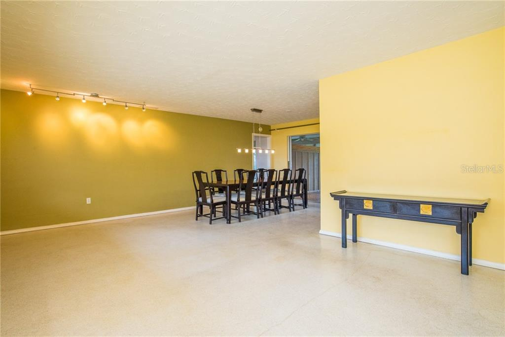 Living/Dining room - Single Family Home for sale at 3448 Pine Valley Dr, Sarasota, FL 34239 - MLS Number is A4188545