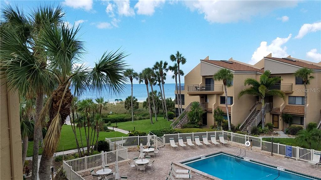 Air Shot Crescent Beach on Siesta Key - Condo for sale at 6342 Midnight Pass Rd #232, Sarasota, FL 34242 - MLS Number is A4189282