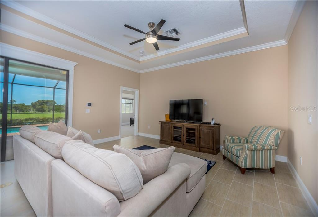 Great room - Single Family Home for sale at 23883 Waverly Cir, Venice, FL 34293 - MLS Number is A4190222
