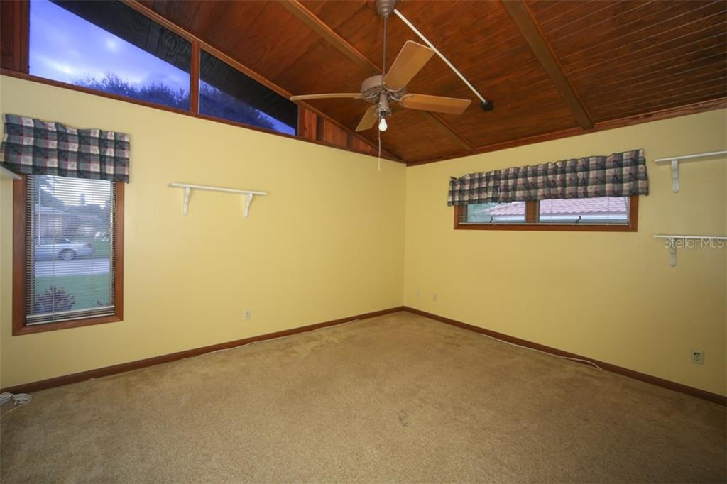 Bedroom #2 - Single Family Home for sale at 1602 54th St W, Bradenton, FL 34209 - MLS Number is A4191877