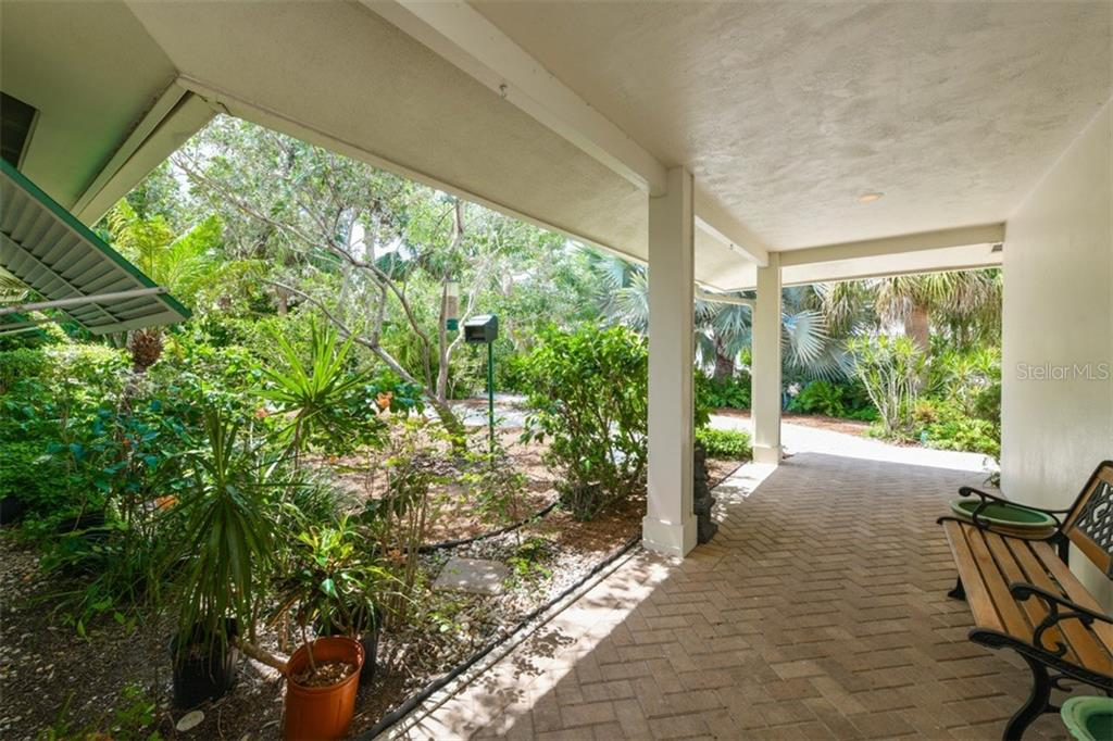 Covered lanai - Single Family Home for sale at 5515 Contento Dr, Sarasota, FL 34242 - MLS Number is A4194719