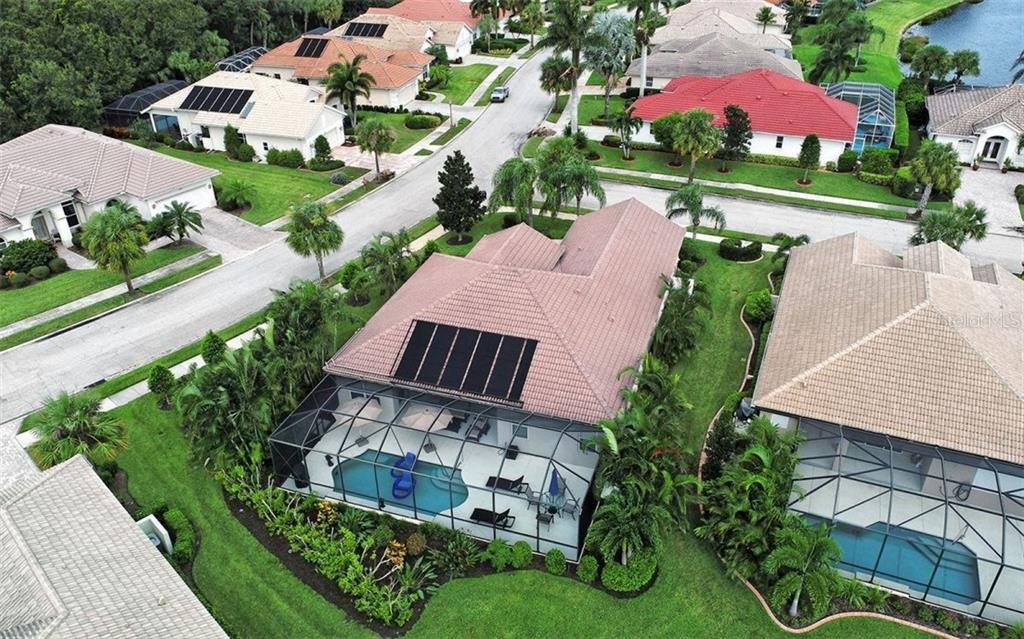 Flood Hazard Determination Form - Single Family Home for sale at 386 Marsh Landing Way, Venice, FL 34292 - MLS Number is A4197418