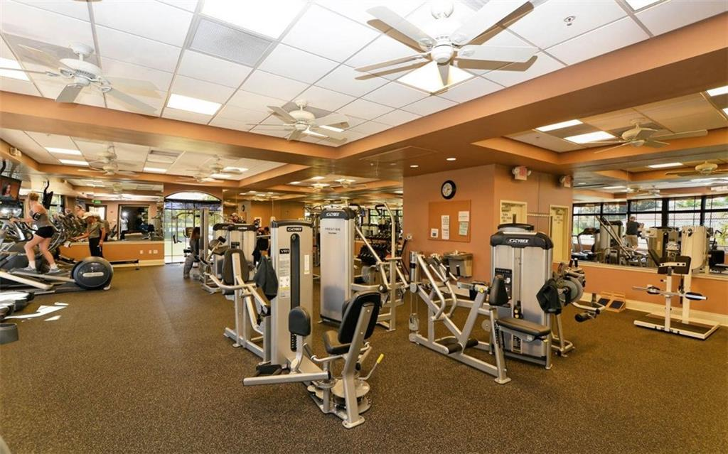 New State of the Art Fitness Center! - Condo for sale at 5280 Hyland Hills Ave #1814, Sarasota, FL 34241 - MLS Number is A4202373