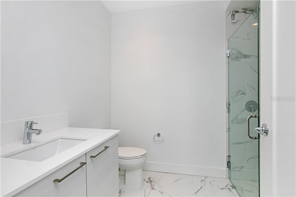2nd bathroom - Condo for sale at 1155 N Gulfstream Ave #305, Sarasota, FL 34236 - MLS Number is A4202467