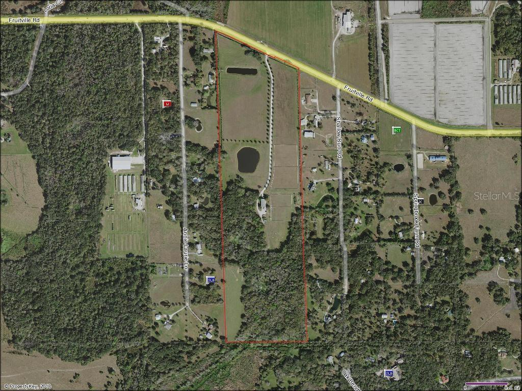 Vacant Land for sale at 13010 Fruitville Rd, Sarasota, FL 34240 - MLS Number is A4208488
