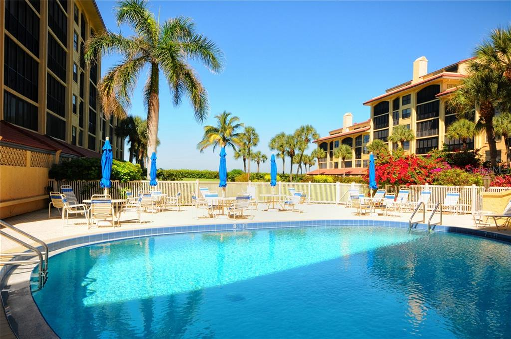 Boat docks - Condo for sale at 8730 Midnight Pass Rd #400, Sarasota, FL 34242 - MLS Number is A4209312