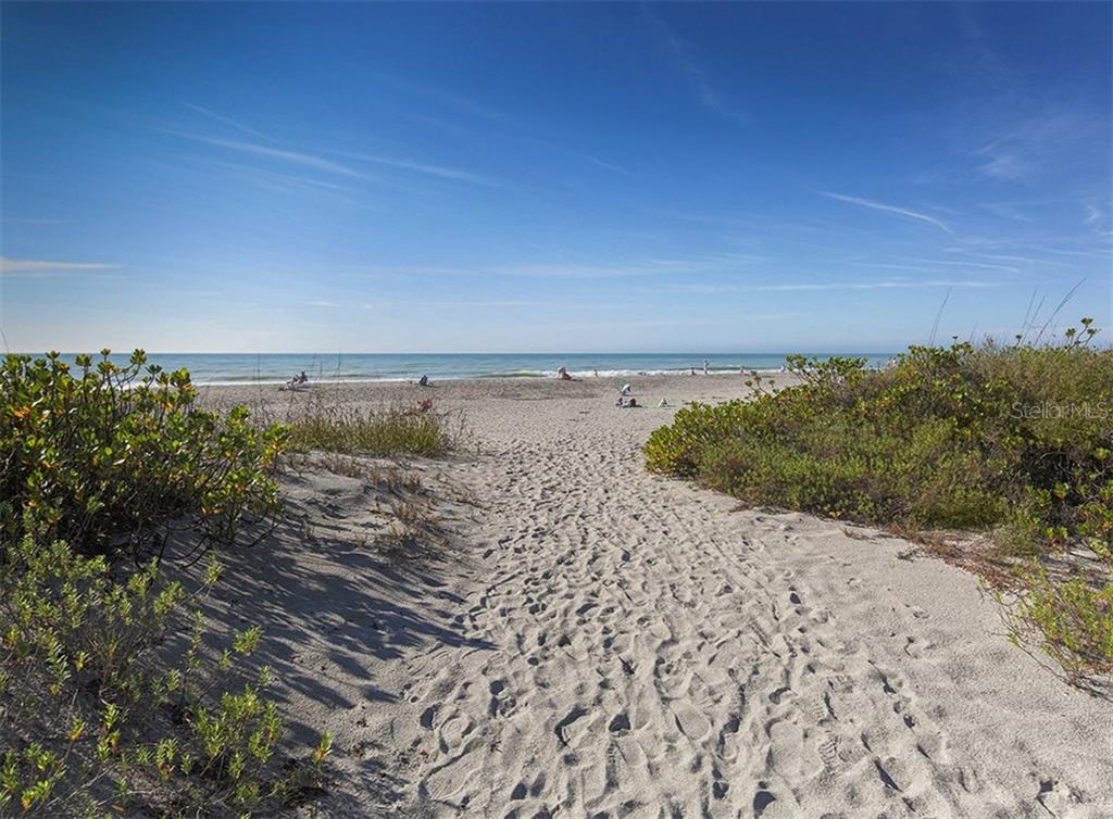 Beach - Single Family Home for sale at 445 Mahon Dr, Venice, FL 34285 - MLS Number is A4209507