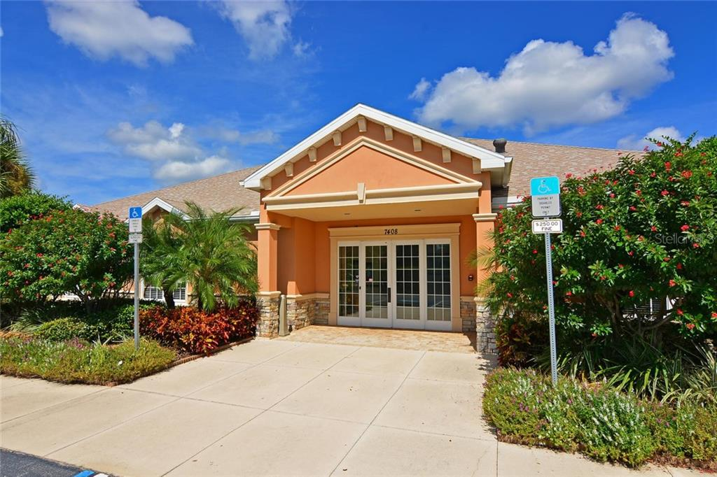 Clubhouse - Single Family Home for sale at 3729 Summerwind Cir, Bradenton, FL 34209 - MLS Number is A4215992