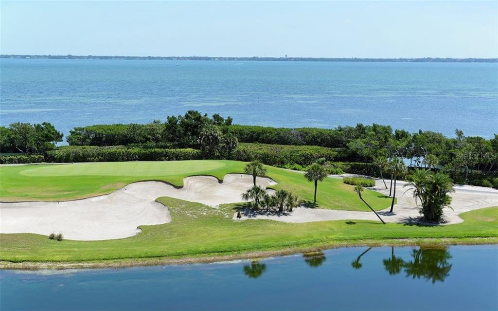 Adjoing Harborside 27 hole golf course - Condo for sale at 3040 Grand Bay Blvd #252, Longboat Key, FL 34228 - MLS Number is A4402747