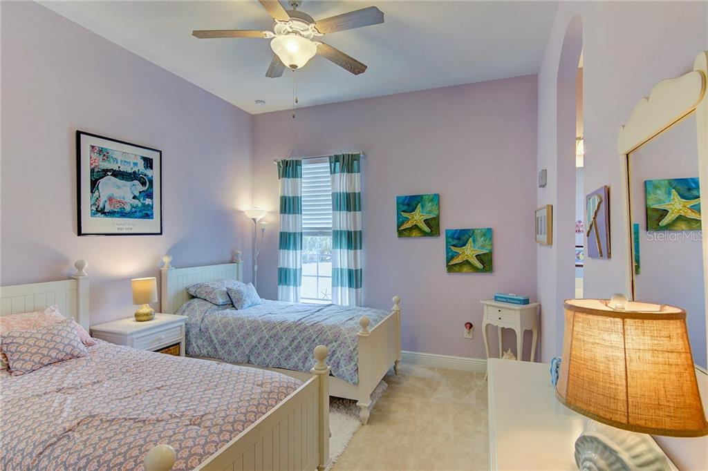 Bedroom 2 - Single Family Home for sale at 8139 37th Avenue Cir W, Bradenton, FL 34209 - MLS Number is A4404272