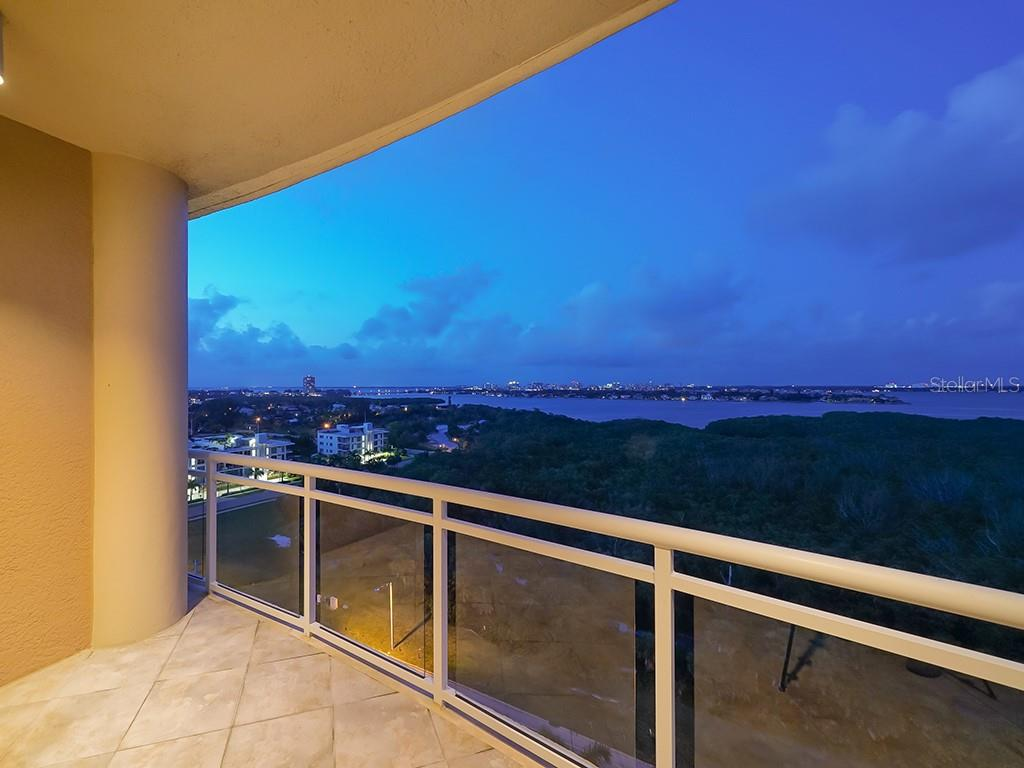 Bay and City Views - Condo for sale at 1300 Benjamin Franklin Dr #1008, Sarasota, FL 34236 - MLS Number is A4405360