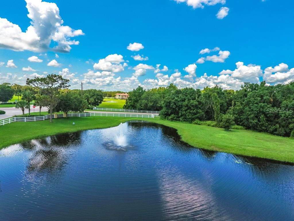 SRC has a series of HOA maintained ponds, fountains and many private ponds as well. - Vacant Land for sale at Address Withheld, Sarasota, FL 34240 - MLS Number is A4408726
