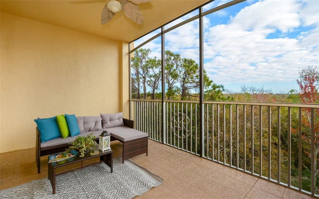 Screened Balcony - Condo for sale at 6465 Watercrest Way #403, Lakewood Ranch, FL 34202 - MLS Number is A4409044