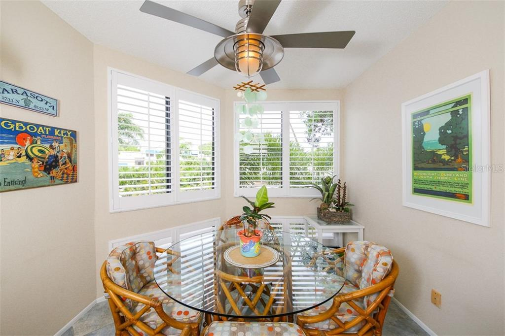 Breakfast Room - Condo for sale at 1910 Harbourside Dr #503, Longboat Key, FL 34228 - MLS Number is A4409634
